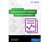 Cover of Introducing SAP S/4HANA Embedded Analytics