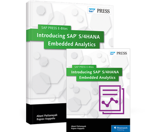 Cover von Introducing SAP S/4HANA Embedded Analytics
