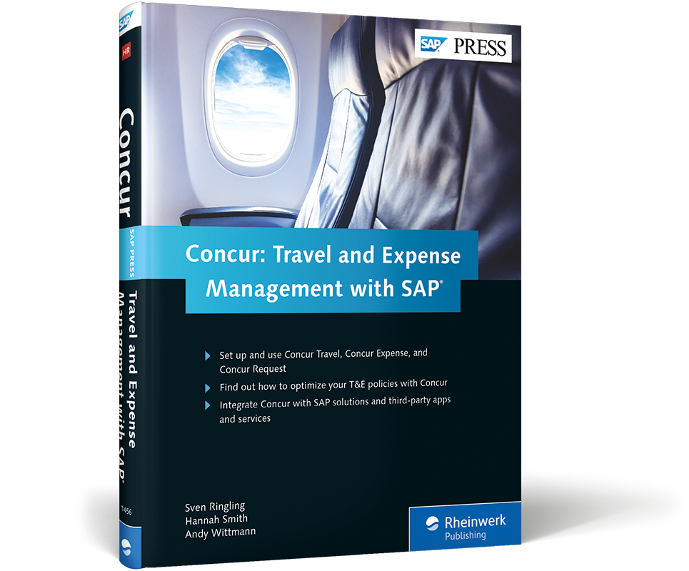 Concur: Travel and Expense Management with SAP