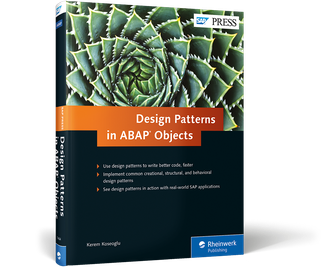 Cover von Design Patterns in ABAP Objects