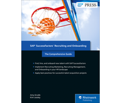 Cover of SAP SuccessFactors Recruiting and Onboarding
