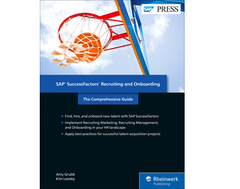 Cover von SAP SuccessFactors Recruiting and Onboarding