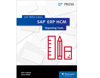 Cover of SAP ERP HCM: Reporting Tools