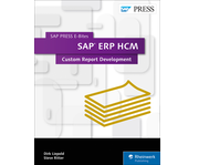 Cover of Developing Custom Reports for SAP ERP HCM