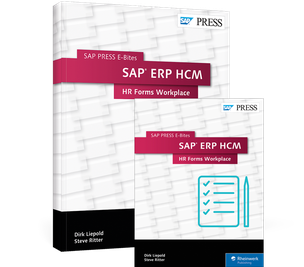 Cover von SAP ERP HCM: HR Forms Workplace