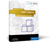 Cover von ABAP Objects: Getting Started with Objects
