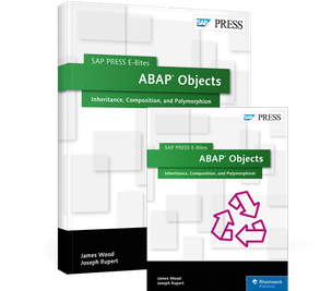 Cover von ABAP Objects: Inheritance, Composition, and Polymorphism