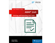 Cover von ABAP Unit: Writing and Executing Unit Tests
