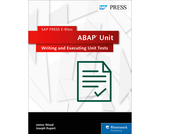 Cover of ABAP Unit: Writing and Executing Unit Tests