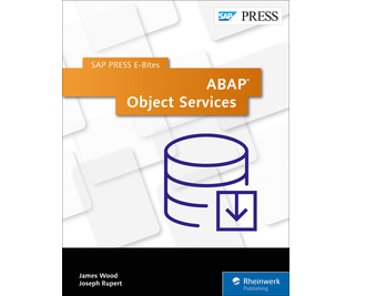 Cover of ABAP Object Services