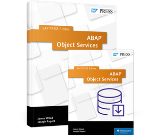 Cover von ABAP Object Services