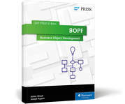 Cover of BOPF: Business Object Development