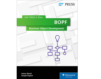 Cover von BOPF: Business Object Development