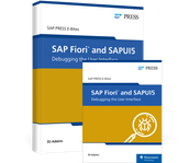 Cover von SAP Fiori and SAPUI5: Debugging the User Interface