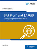Cover of SAP Fiori and SAPUI5: Debugging the User Interface