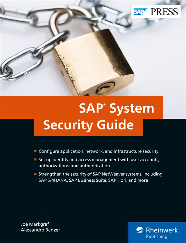 SAP System Security Guide