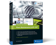 Cover of Plant Maintenance with SAP: Business User Guide