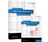 Cover von SAP Plant Maintenance: A Project Team Guide