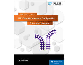 Cover of SAP Plant Maintenance Configuration: Enterprise Structures