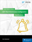 Cover von SAP Plant Maintenance Configuration: Notifications