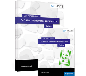 Cover von SAP Plant Maintenance Configuration: Orders