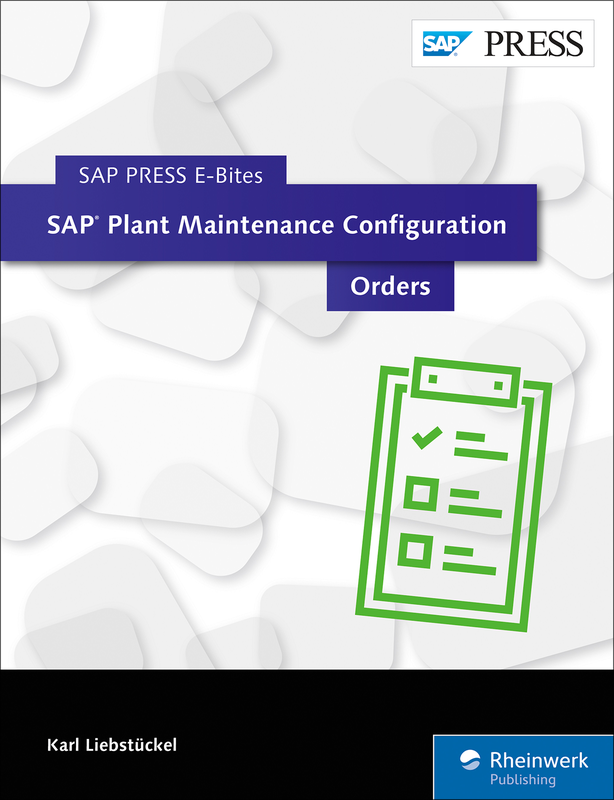 SAP Plant Maintenance Configuration: Orders