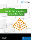 Cover of SAP BPC Data Modeling and Architecture
