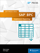 Cover of SAP BPC: Implement Reporting