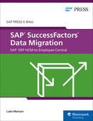 Cover of SAP SuccessFactors Data Migration: SAP ERP HCM to Employee Central