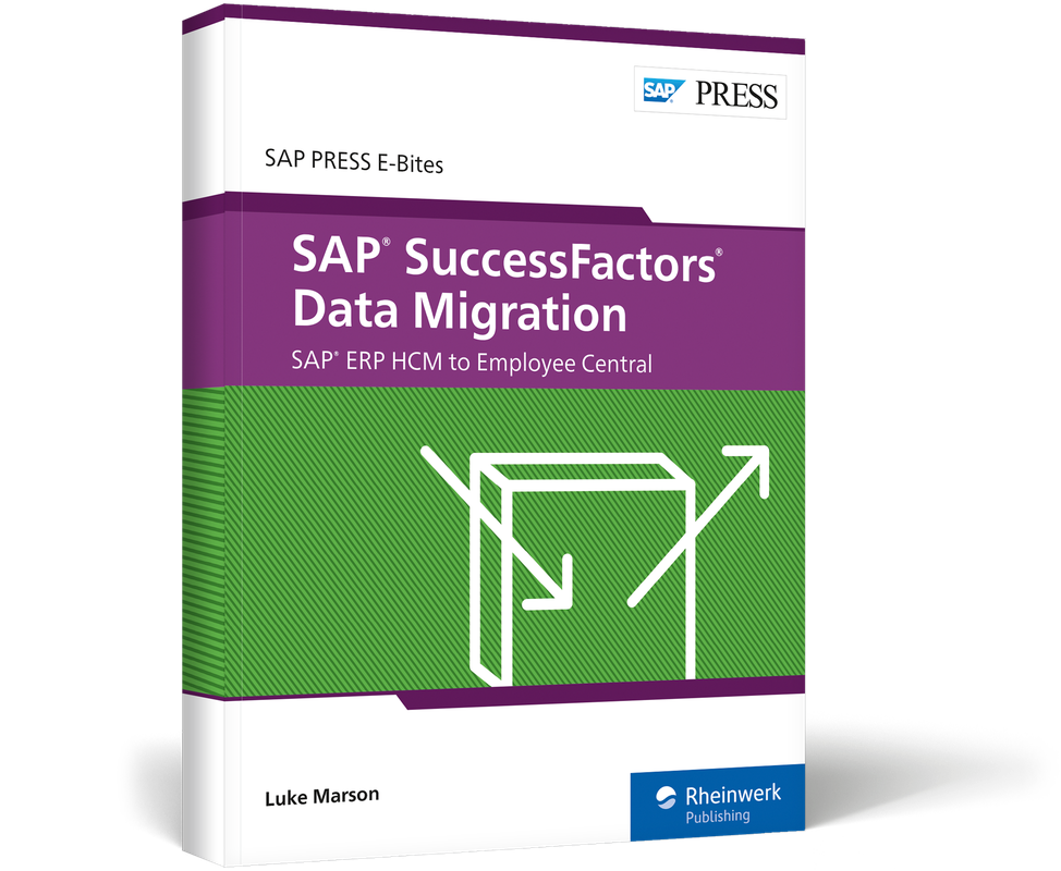 SAP SuccessFactors Data Migration: SAP ERP HCM to Employee Central