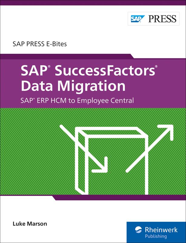 SAP SuccessFactors Data Migration: SAP ERP HCM to Employee Central