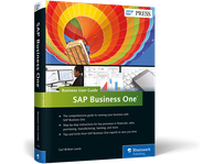Cover von SAP Business One: Business User Guide