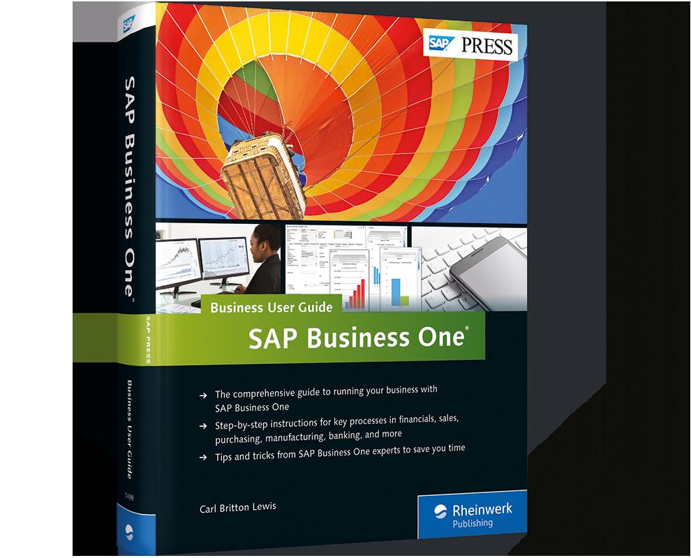 Sap Business One Ebook