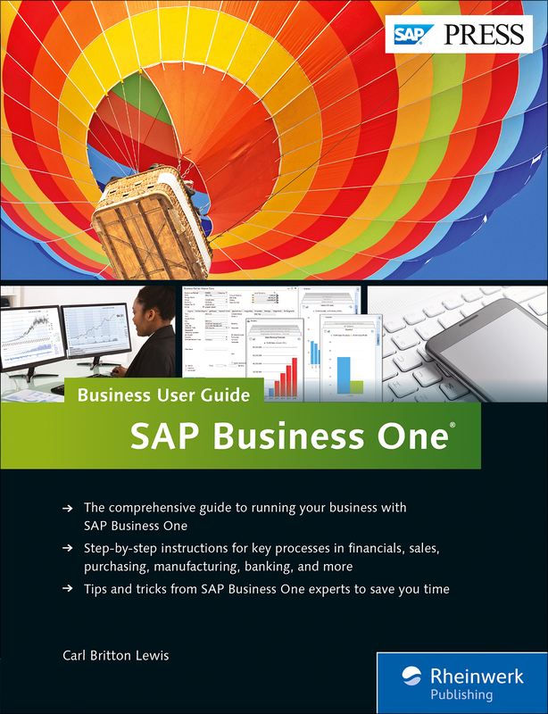sap business one business user guide to sap b1 book by sap press rh sap press com sap business one user guide pdf sap business one user manual 9.2