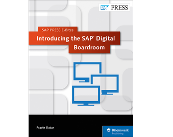 Cover of Introducing the SAP Digital Boardroom