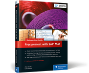 Cover of Procurement with SAP MM: Business User Guide