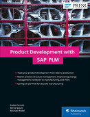 Cover of Product Development with SAP PLM