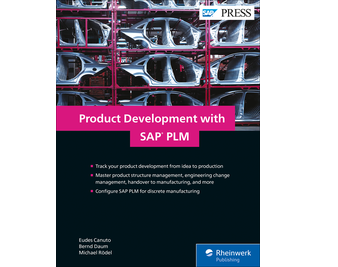 Cover von Product Development with SAP PLM