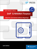 Cover von SAP S/4HANA Finance: How Do I Get Started without Migrating?