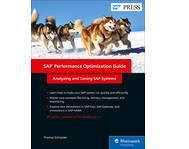 Cover von SAP Performance Optimization Guide