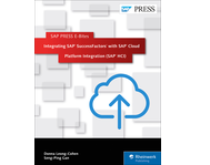 Cover of Integrating SAP SuccessFactors with SAP Cloud Platform Integration (SAP HCI)