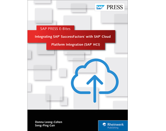 Cover von Integrating SAP SuccessFactors with SAP Cloud Platform Integration (SAP HCI)