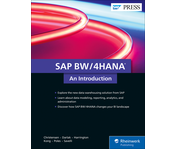 Cover of SAP BW/4HANA