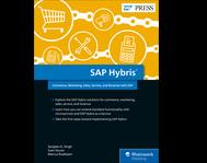 Cover of SAP Hybris