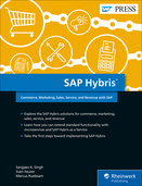 Cover of SAP Hybris