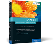 Cover of SAP Fiori Implementation and Development