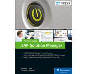 Cover von SAP Solution Manager—Practical Guide