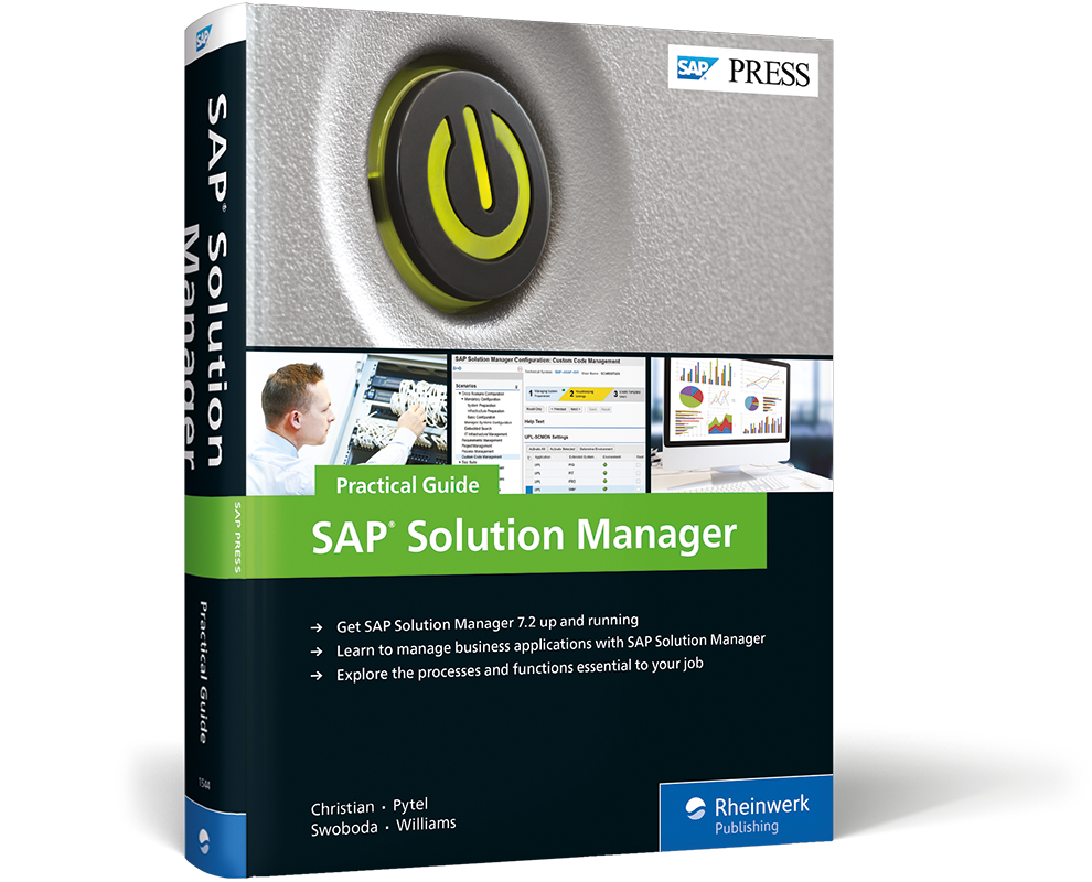 SAP Solution Manager—Practical Guide