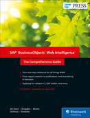 Cover of SAP BusinessObjects Web Intelligence