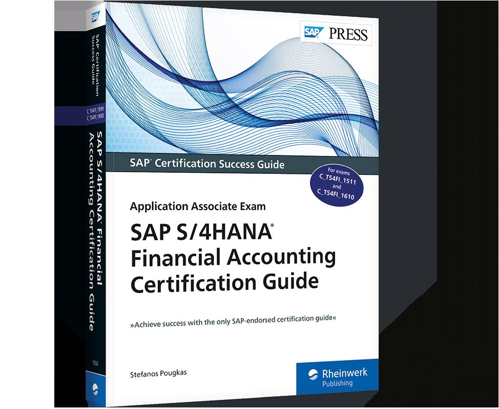 Sap S4hana Finance Certification Guide Cts4fi1511